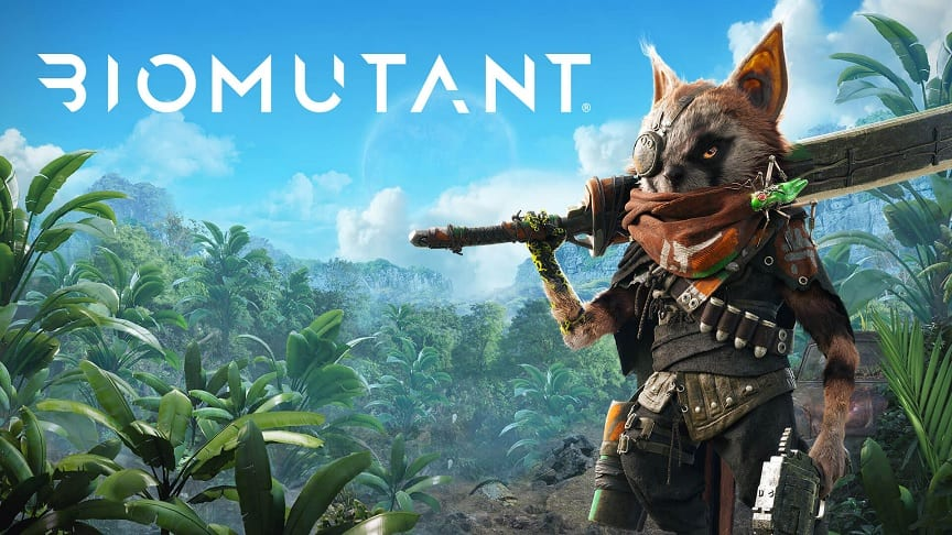 Biomutant Won't Support 4K On PS5 At Launch