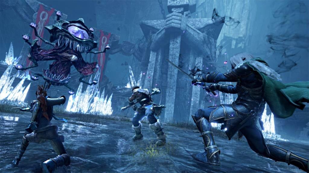 Dungeons & Dragons: Dark Alliance Co-Op