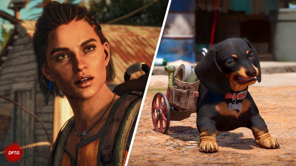 Far Cry 6 Dani Rojas Chorizo