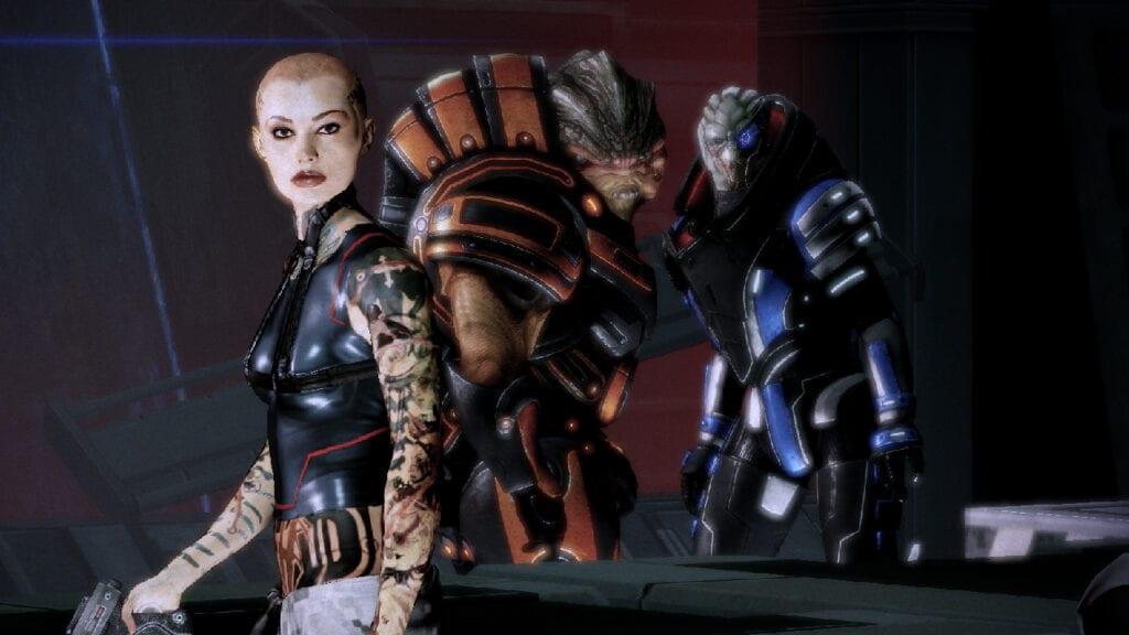 Mass Effect Legendary Edition Player Count