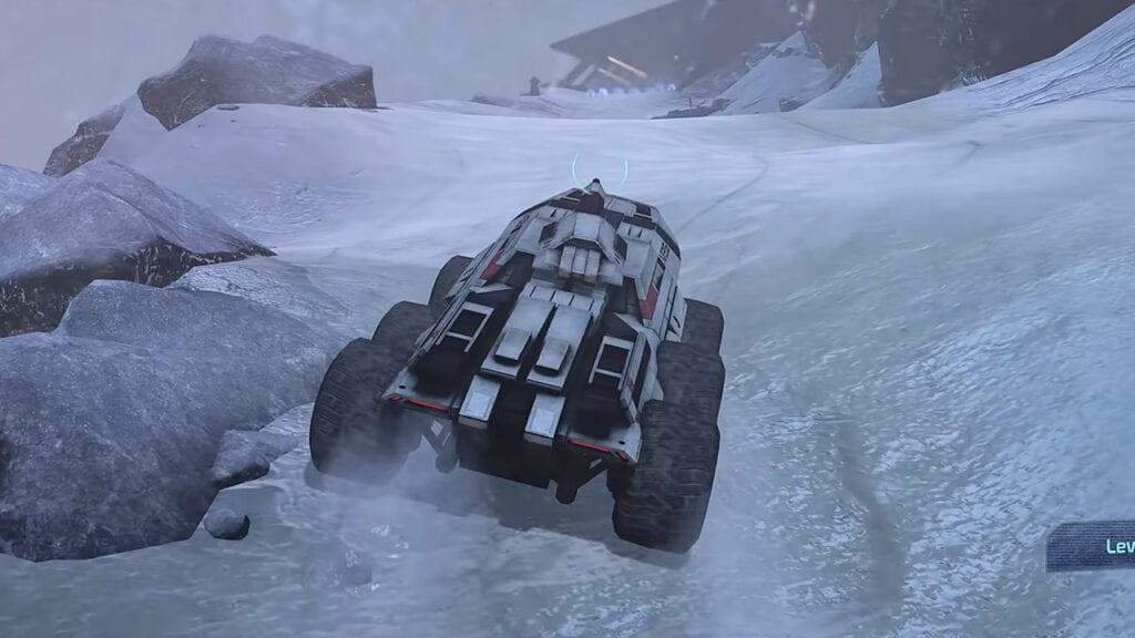 Mass Effect Legendary Edition Mako