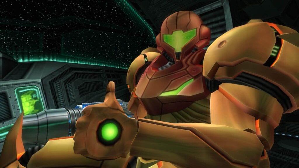 Metroid Prime Trilogy Switch