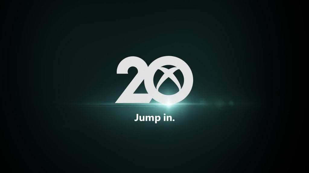 Xbox 20th Anniversary Merchandise Revealed By Microsoft