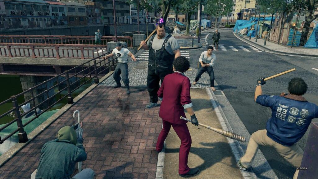 future Yakuza games