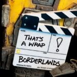 Borderlands Movie Wraps With Celebratory First Look At Jack Black's Claptrap