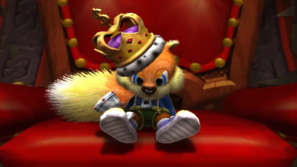 Xbox Games With Gold Conker Live and Reloaded