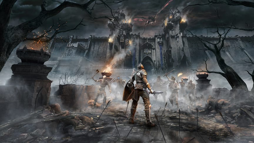 Demon's Souls Remake Dev Seemingly Acquired By Sony