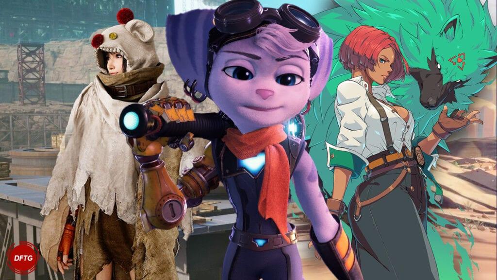 June 2021 Games DLC