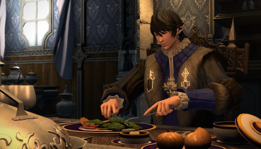 Final Fantasy XIV Appears To Be Getting Its Own 'Ultimate Cookbook'