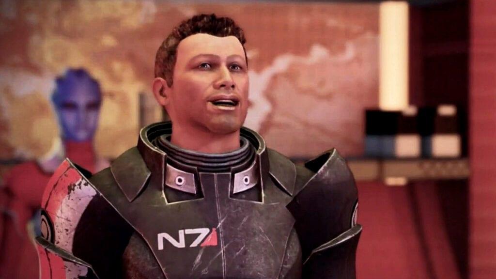 Mass Effect Legendary Edition Conrad Verner