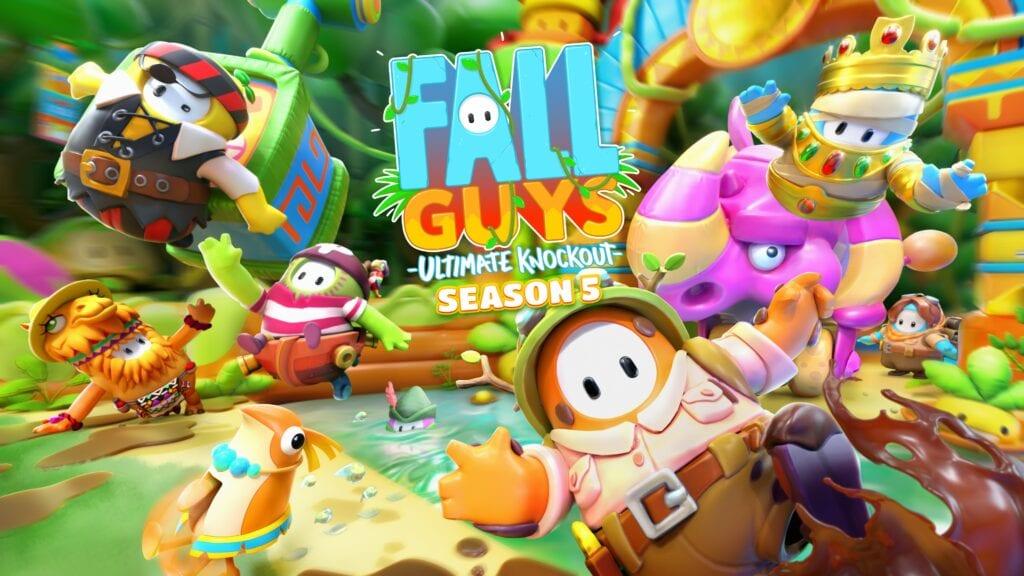 Fall Guys Season 5