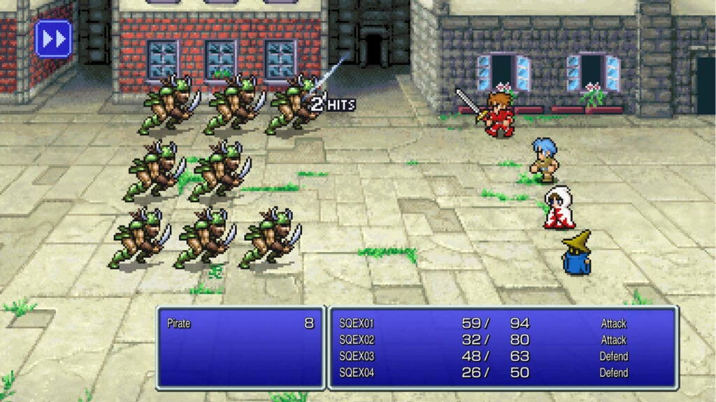 Final Fantasy 1, 2, And 3 Pixel Remasters Releasing Later This Month