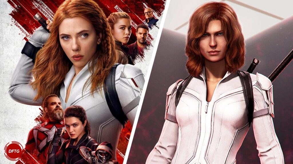 Marvel's Avengers Black Widow