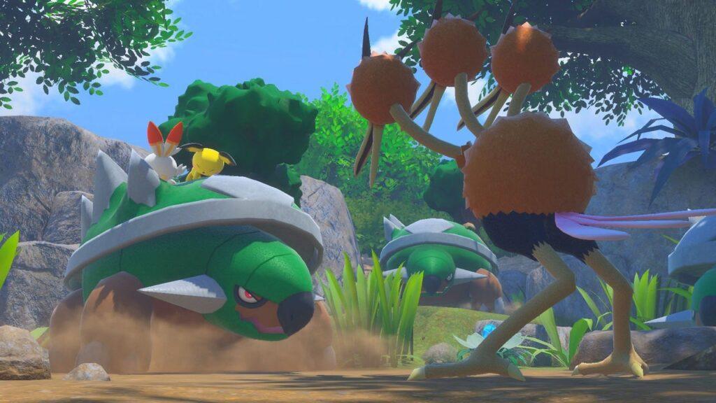 New Pokemon Snap Content