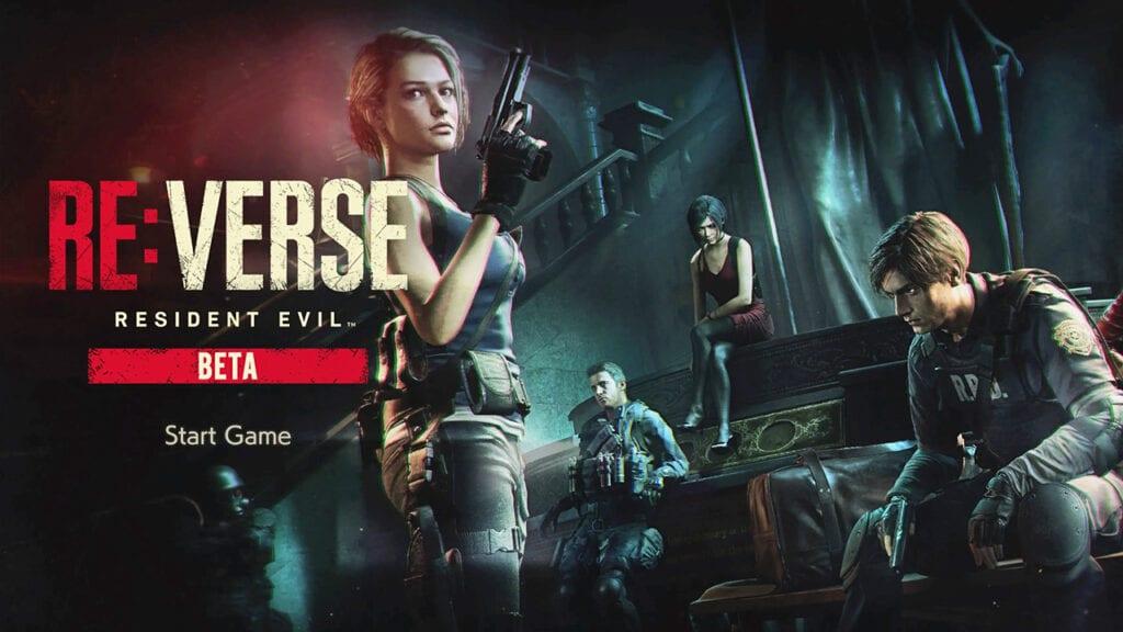 Resident Evil Re:Verse Beta