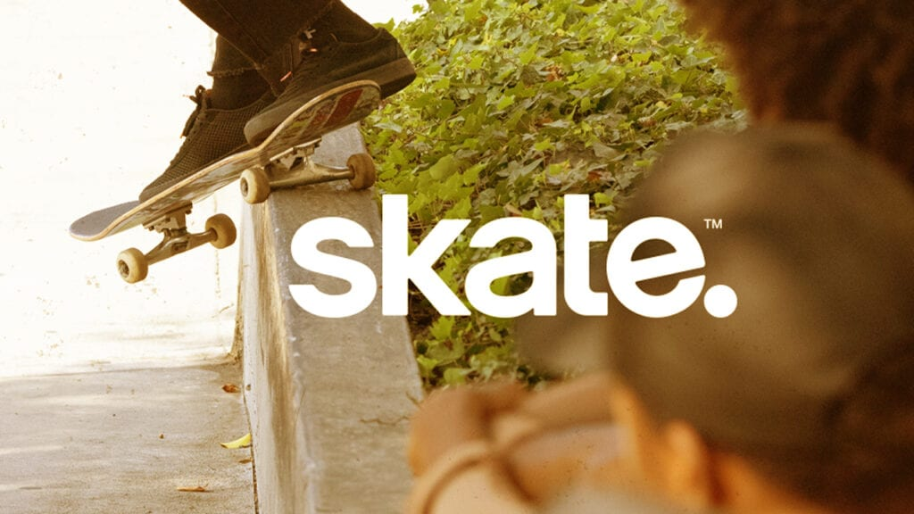 Skate 4 game banner