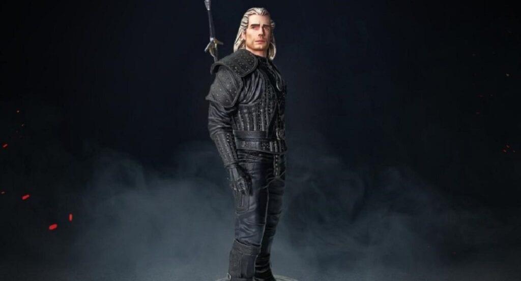 Witcher Netflix Figure