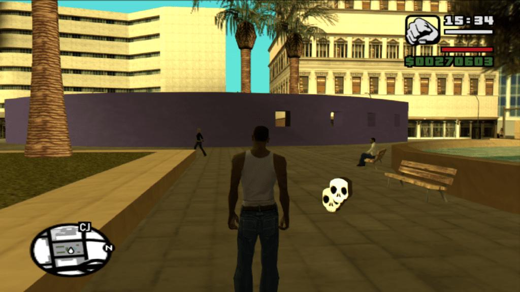 GTA San Andreas Remasters