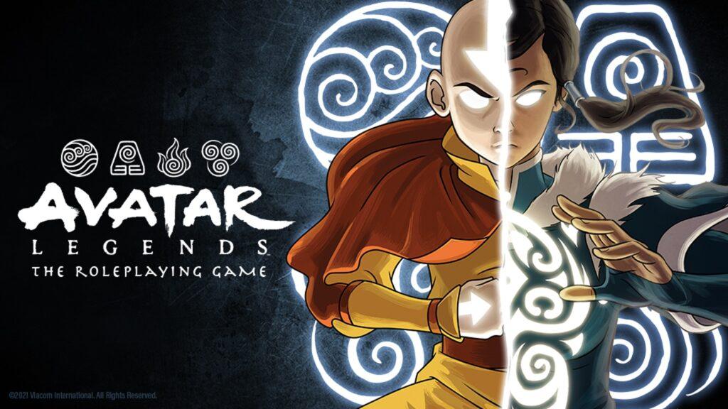 Avatar: The Last Airbender Tabletop RPG