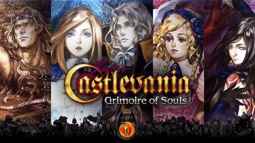 Castlevania: Grimoire Of Souls Is Being Revived As An Apple Arcade Exclusive