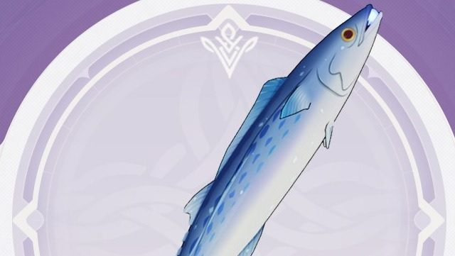 Genshin Impact Version 2.1 Weapons Include A Literal Fish Claymore