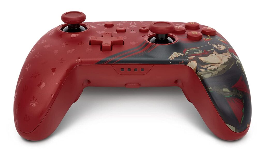 Hades Nintendo Switch controller