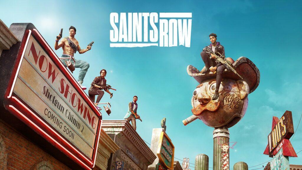 Saints Row Reboot Special