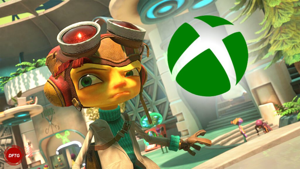 Xbox Game Pass Psychonauts 2