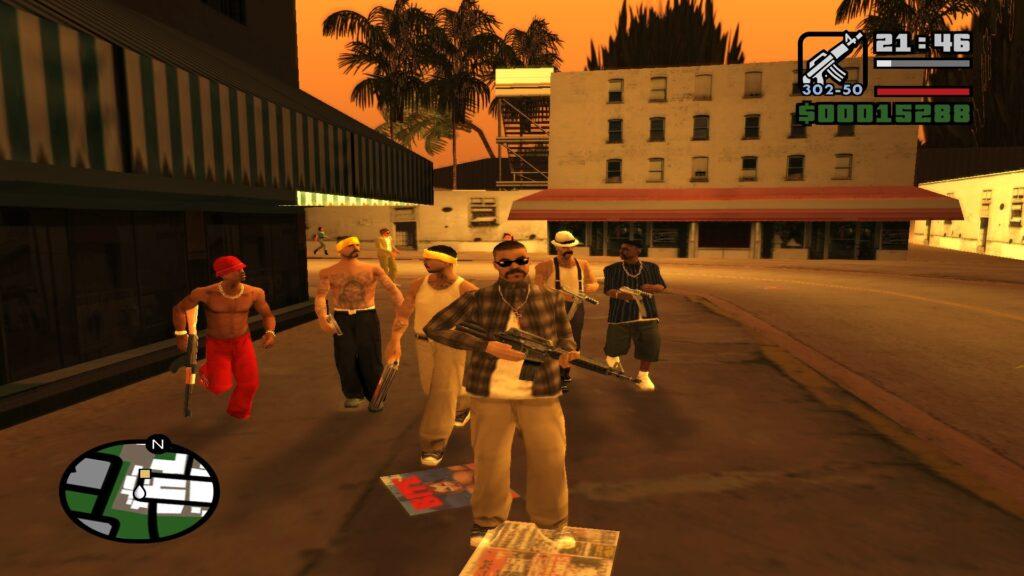 GTA Underground