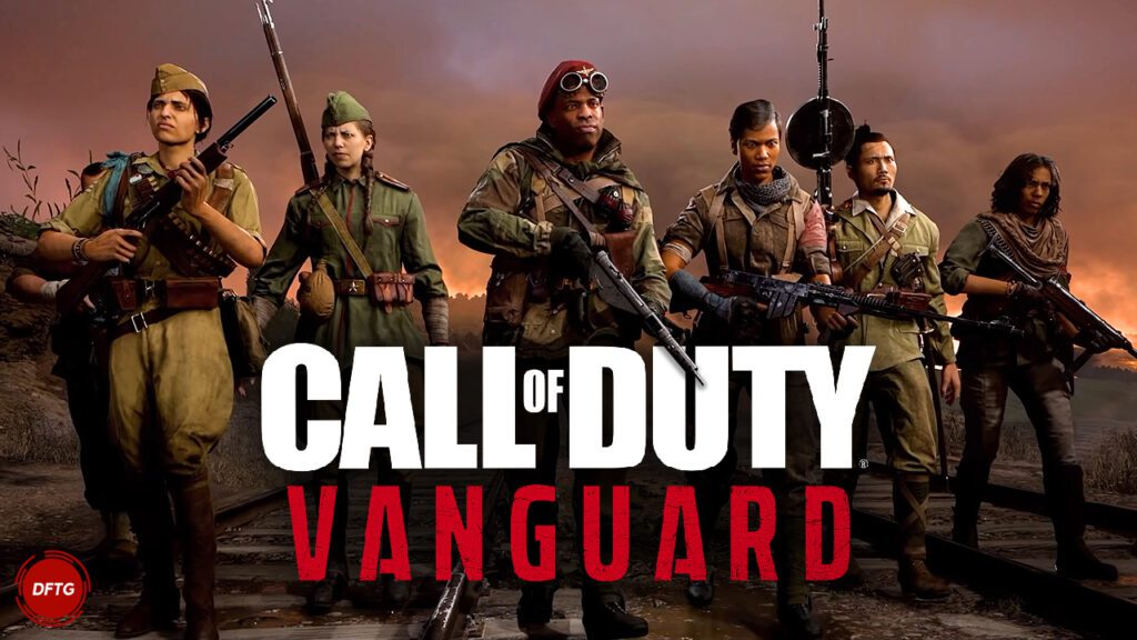 Call of Duty Vanguard Multiplayer