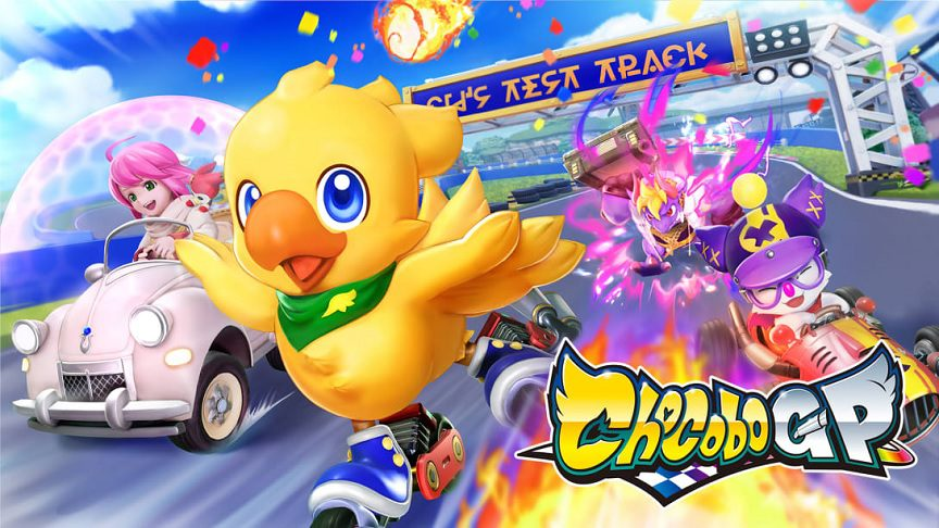 Chocobo GP Is Square Enix's Final Fantasy Take On Kart Racing (VIDEO)
