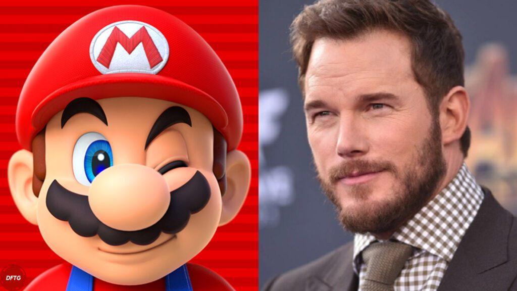 Super Mario Animated Movie Announced Featuring Chris Pratt As Mario