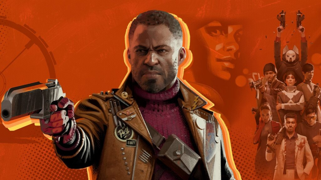 Deathloop Actor Reveals He's Getting A PS5 Courtesy Of Bethesda
