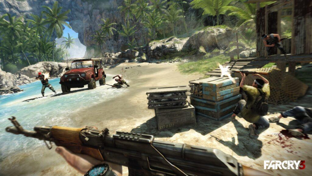 Far Cry 3 Free