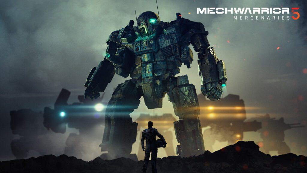 Mercenaries PS4