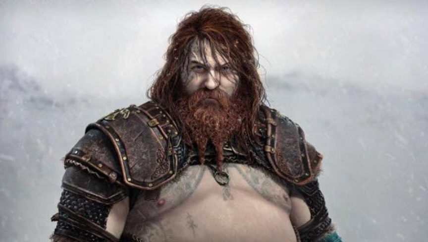 God Of War Ragnarok Reveals First Look At Thor