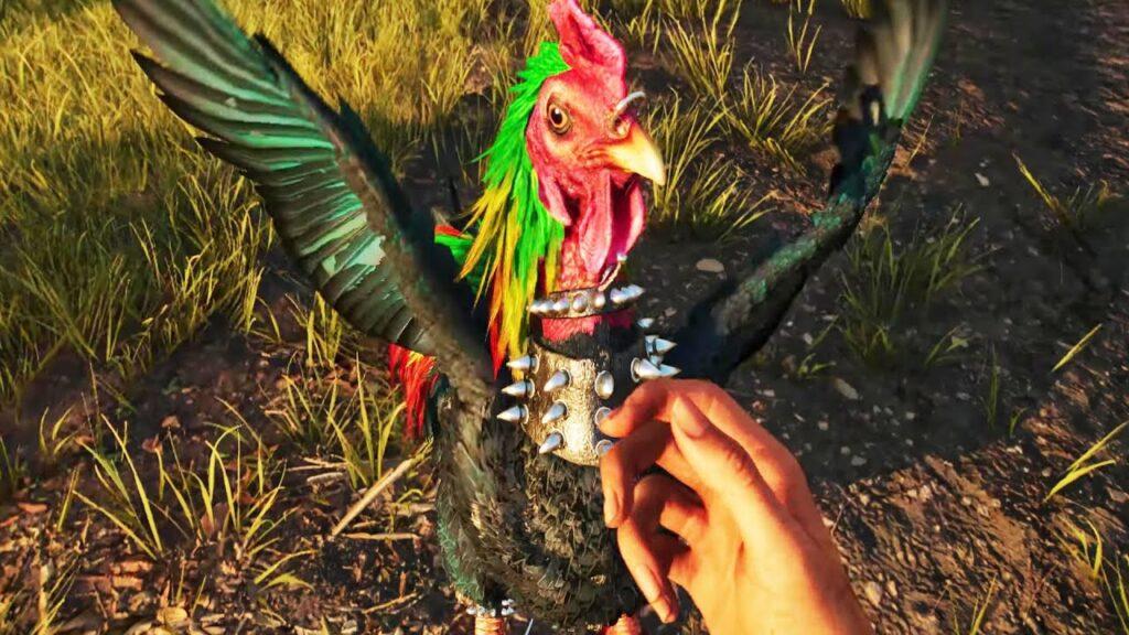 Far Cry 6 animal