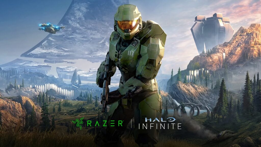 Halo Infinite Is Getting Its Own Suite Of Razer PC Peripherals