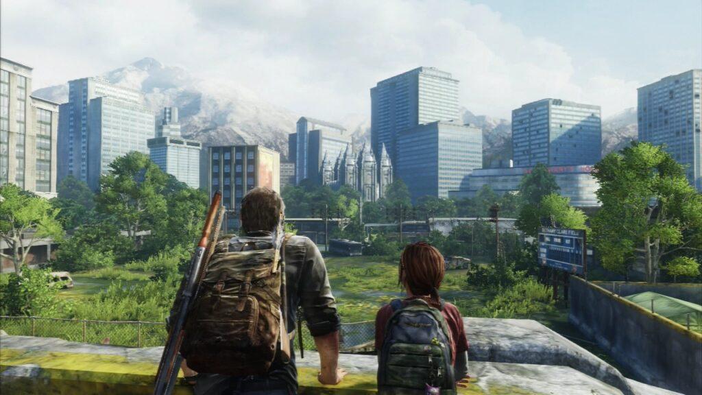 The Last of Us Set Photo