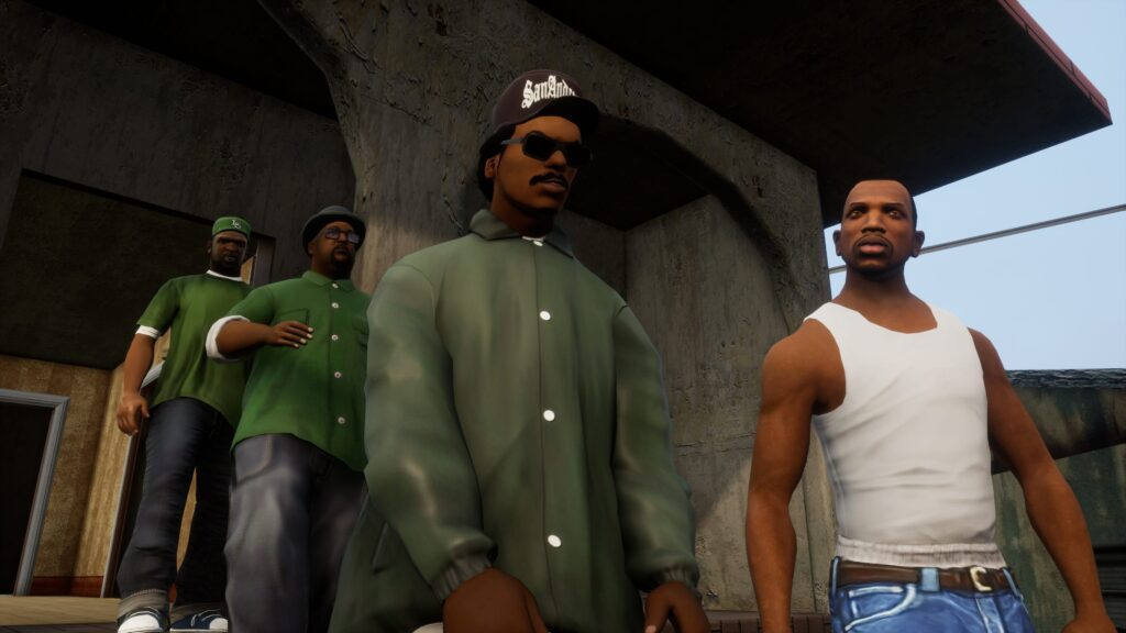 GTA San Andreas Remaster