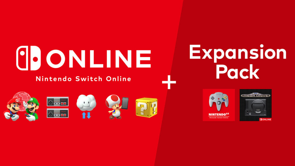 Nintendo Switch Online Expansion