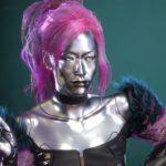 Cyberpunk 2077 Lizzy Wizzy