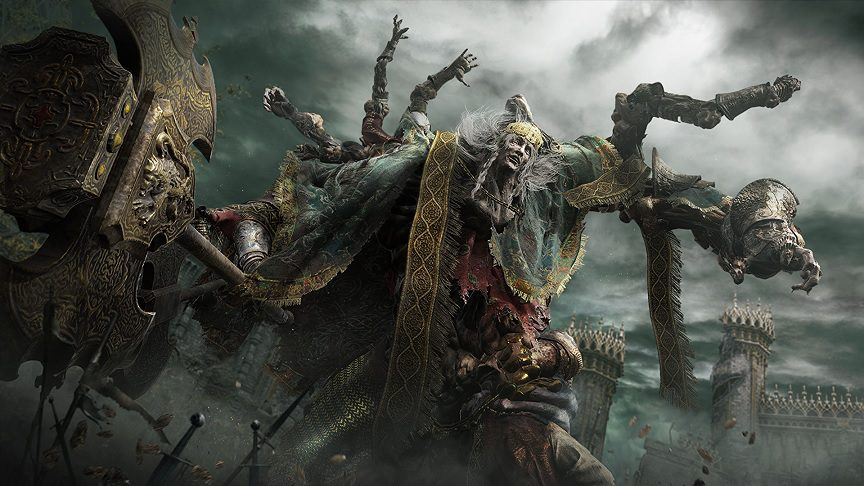 Elden Ring Delayed To February 2022, New Network Test Announced