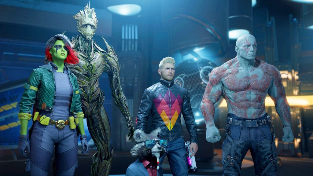 Guardians of the Galaxy PC Requirements