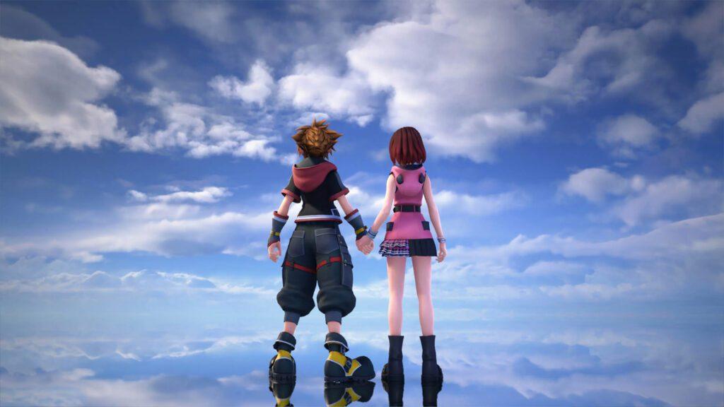 Kingdom Hearts Cloud
