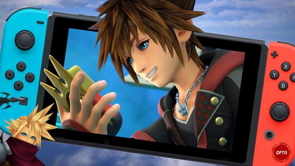 Kingdom Hearts Nintendo Switch