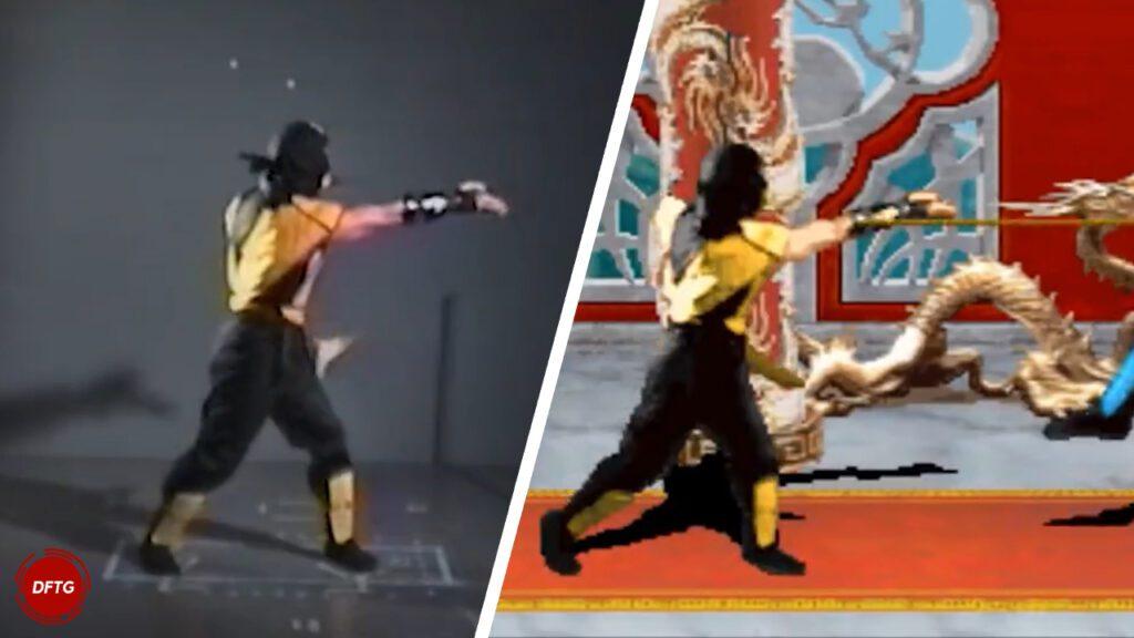 Mortal Kombat Scorpion