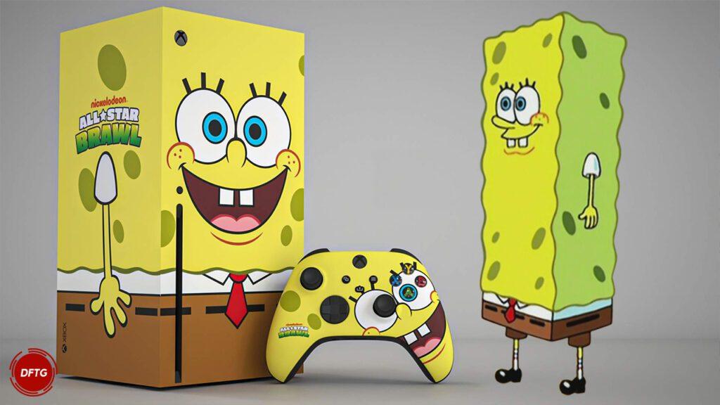 Nickelodeon All-Star Brawl Xbox Series X