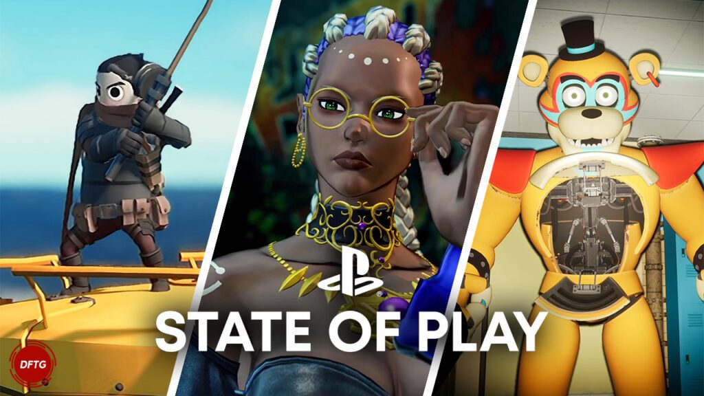 PlayStation State of Play October 2021