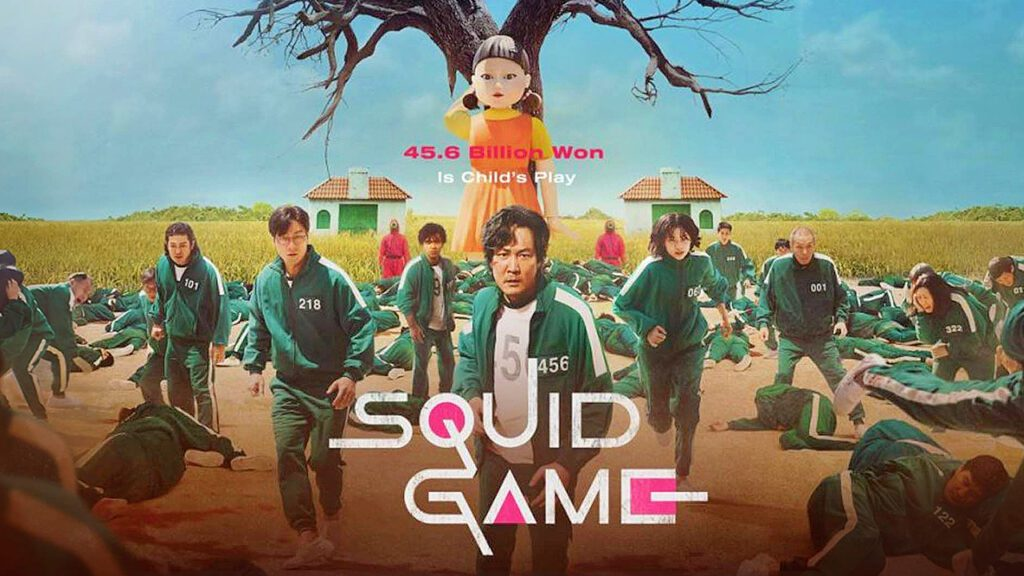 Squid Game Netflix